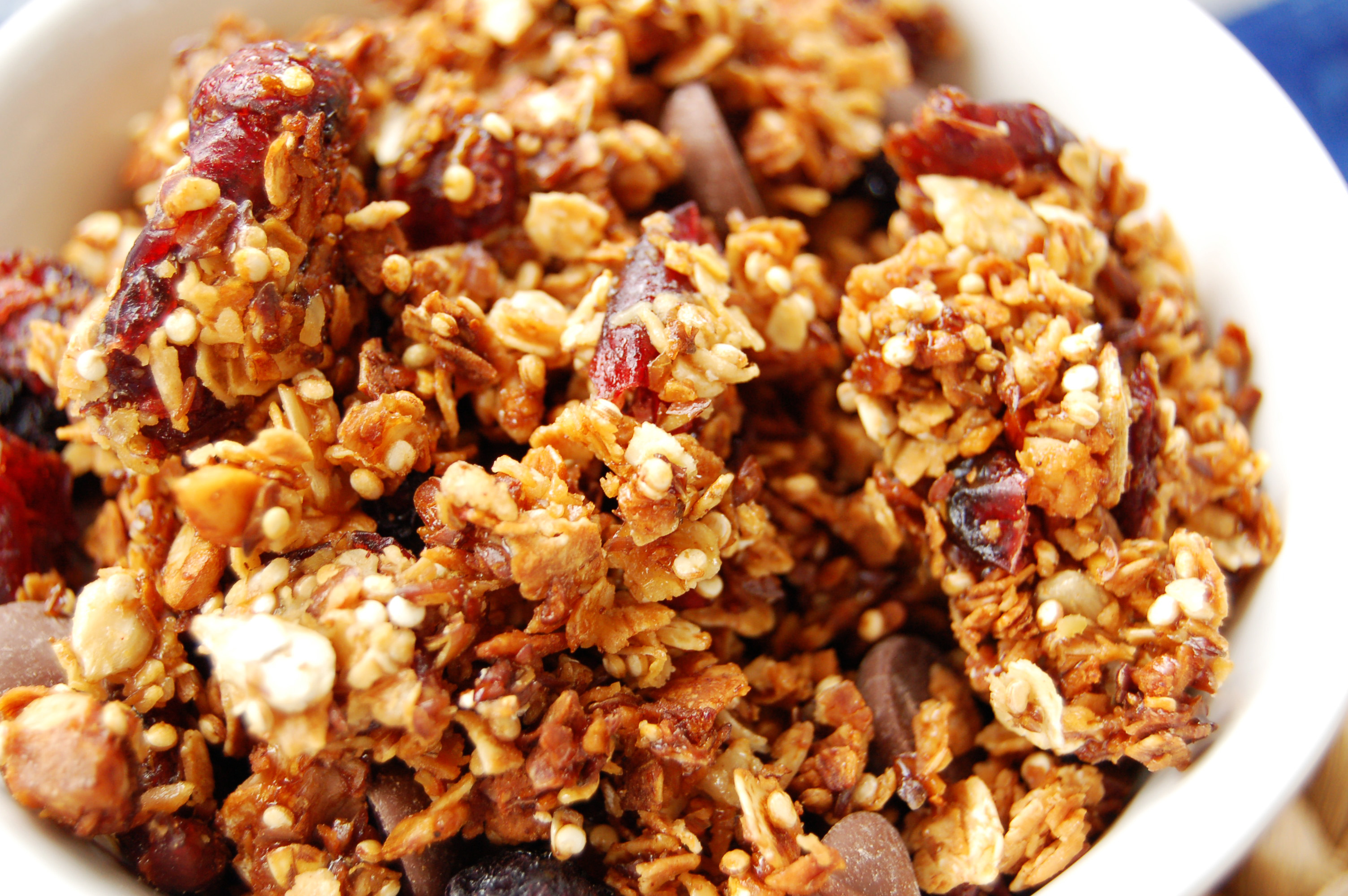 Easy Healthy Homemade Granola Recipe - Inergize+ with Mary ...